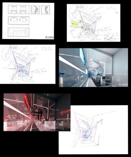 A cero dise a un espacio inform tico proceso creativo for Disena tu espacio