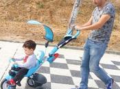 paseo Baby Driver Confort, triciclo evolutivo para bebés niños