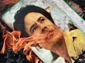 """""""Que cuenten cómo Gadafi revendido entre pandillas occidentales"""""""