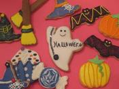 Galletas para halloween buñuelos viento todos santos