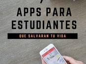 Apps para estudiantes salvarán vida.