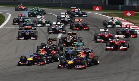 Gran Premio de Estados Unidos de F1 en Vivo – Domingo 23 de Octubre del 2016
