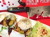 Bocados para psicópata vegetariano (Finger-food Halloween)