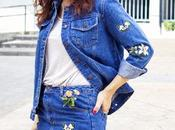 Conjunto Vaquero Bordado-Denim Embroidery Coord