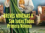 Breves Novenas Judas Tadeo: Primera Novena