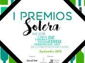 Premios Solera Provincia Cádiz.