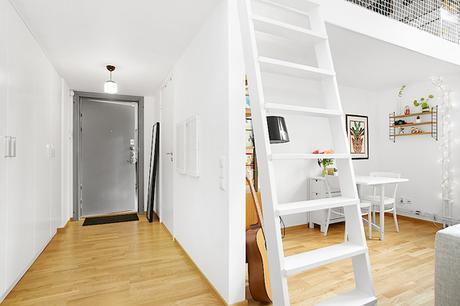 Home tour de nuevo un apartamento con altillo paperblog Apartamentos con altillo