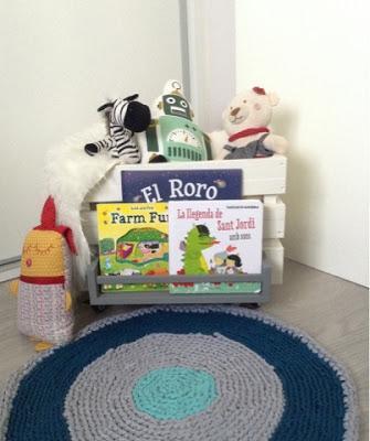 Ikea hack de especiero a librer a infantil paperblog - Libreria infantil ikea ...