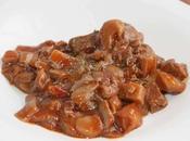 Receta setas estofadas tomate