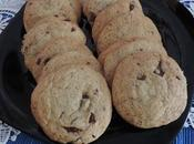 Galletas chispas chocolate suaves