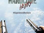 """Hardcore henry"""" salvaje cinta acción rodada primera persona, desde octubre cines"""