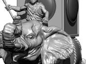 ¡Por Elefantes plástico! Victrix Miniatures