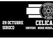 Célica Univers, Noise Nebula Matter Siroco