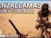 Tutorial: lanzallamas Battlefield