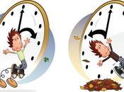 ¿Por cambia hora?