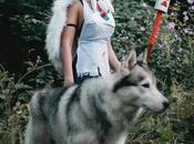 Impresionante cosplay Princesa Mononoke', Dasha Skywalker