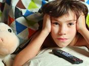 Enseña hijos televisión