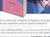 """Presentación abuelo rojo otro facha"""" Juan Soto Ivars"""