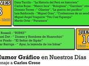 Historieta Humor Gráfico CATO, conversatorios noviembre PUCP