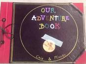 Libro firmas para Boda Adventure Book