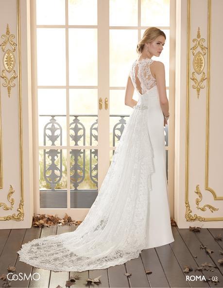 vestidos de la semana en boda 2.0: villais y etxart & panno - paperblog