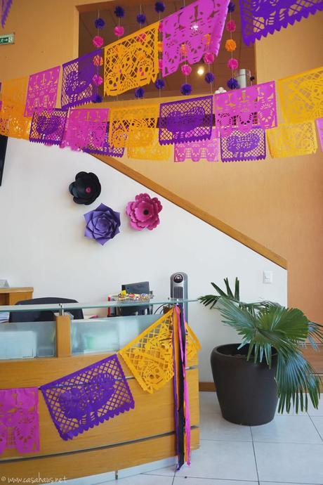 Decoraci n para el d a de muertos 2016 paperblog for Decoracion de puertas de dia de muertos