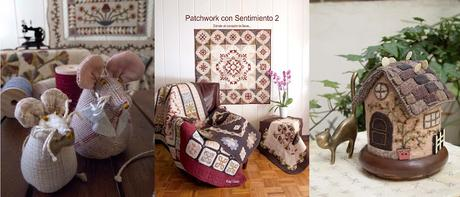 Paz Giral, patchwork con sentimiento / Paz Giral, patchwork with feeling