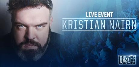 El actor que interpreta a Hodor será DJ en la BlizzCon 2016