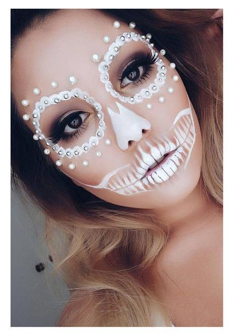 disfraz halloween 2016 - Maquillajes De Halloween
