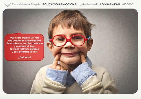 La Inteligencia Emocional en niños. Colección Adivinanzas 20.