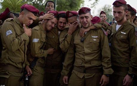 Cada soldado es como un hermano.