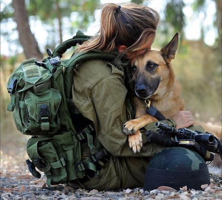 25 maravillosas imágenes de las IDF que nunca verás en los medios.
