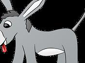 burro deprimido