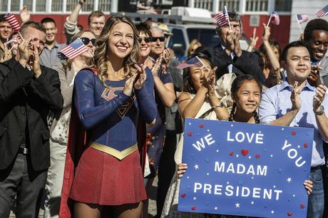 SUPERGIRL -TEMPORADA 2- WELCOME TO EARTH