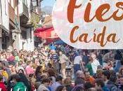 Fiesta Caída Hoja noviembre Cabezuela Valle)