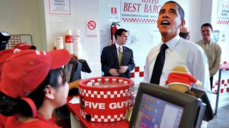 FIVE GUYS: EL FAST FOOD MÁS POPULAR EN EEUU HA LLEGADO A MADRID