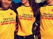 Concentración Triatlón Mujer 2016. Federación Española