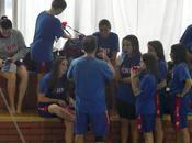 jornada Fons Estils Juniors. Natación Granollers