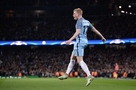 Manchester City 3-1 Barcelona en Champions League