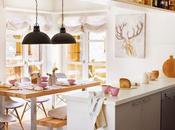 Cocina abierta salon
