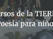 Versos TIERRA, libro poesía infantil educativa.