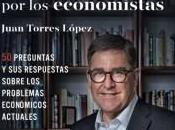 Nuevo libro: ECONOMÍA PARA DEJARSE ENGAÑAR ECONOMISTAS