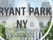 lugar favorito: Bryant Park York