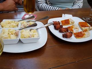Ideas en Santiago de Compostela