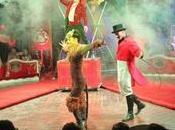 efectos especiales Circo Raluy Legacy