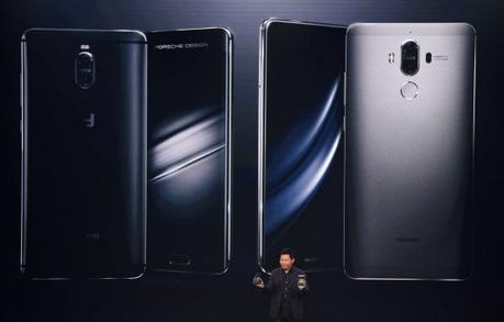 """Huawei Mate 9: Con cámara doble y una batería """"indestructible"""""""