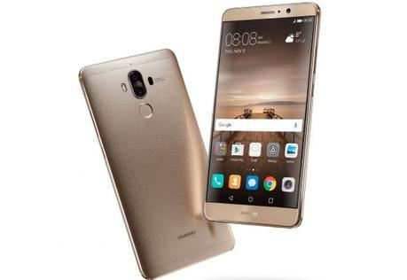 "Huawei Mate 9: Con cámara doble y una batería ""indestructible"""