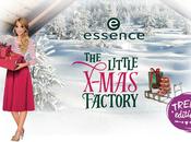 """the little x-mas factory"" nueva edición limitada essence"