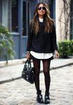 Blanco y negro. La combinación que nunca pasa de moda.