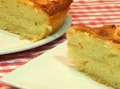 Torta esponjosa manzana receta fácil